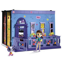 Игровой набор Стильная спальня Блайс Littlest Pet Shop