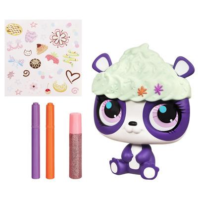 Игровой набор Укрась зверюшку Littlest Pet Shop