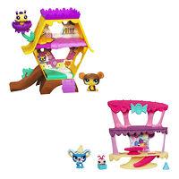 Игровой набор Уютный Домик Littlest Pet Shop (6 видов)