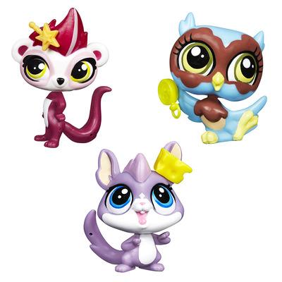 Игровой набор Зверюшка с украшением Littlest Pet Shop 2014