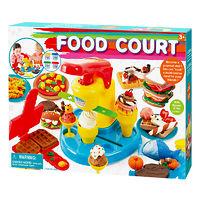 Игровой набор для лепки Детский кафетерий