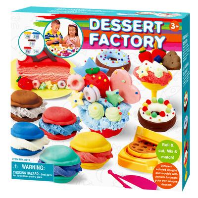 Игровой набор для лепки Фабрика десертов