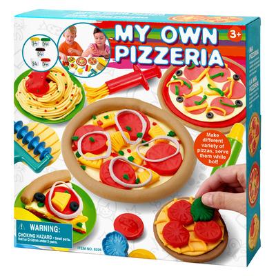 Игровой набор для лепки Моя пиццерия