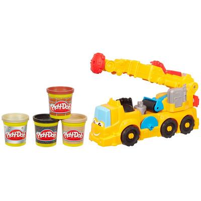 Игровой набор с массой для лепки Веселый кран Play Doh