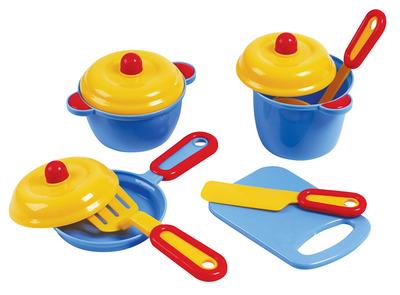Игровой наборчик Кухонный набор в сетке