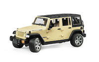 Джип Bruder Wrangler Unlimited Rubicon 1:16