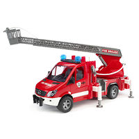 Игрушка Пожарный Sprinter модель Bruder 1:16
