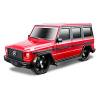 Mercedes-Benz G-Class красный (81217) р/у модель 1:24
