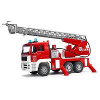 Игрушка Пожарный грузовик - модель 1:16 (свет+звук)