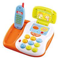 Интерактивная игрушка Говорящий телефон