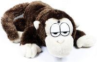 Интерактивная мягкая игрушка Хохочущая обезьянка 14 см