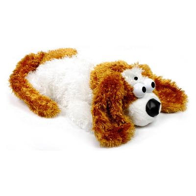 Интерактивная мягкая игрушка Хохочущая собака 14 см