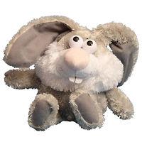 Интерактивная мягкая игрушка Хохочущий кролик 29 см