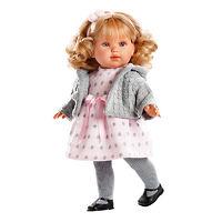 Кукла Лаура виниловая 45 см коллекционная