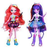 Кукла Рок-звезда My Little Pony (2 вида)
