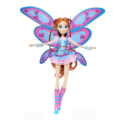 Кукла Winx Believix Волшебные волосы Блум
