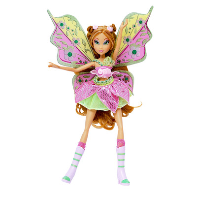 Кукла Winx Believix Волшебные волосы Флора