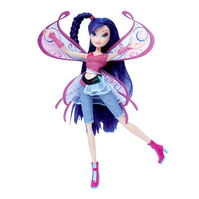 Кукла Winx Believix Волшебные волосы Муза