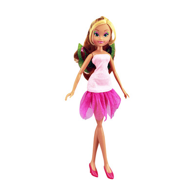 Кукла Winx Club Мир моды и магии Флора