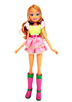 Кукла Winx Друзья навсегда Флора