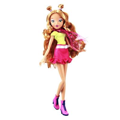 Кукла Winx Фея-модница Флора
