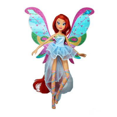 Кукла Winx Гармоникс Блум
