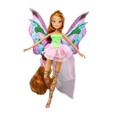 Кукла Winx Гармоникс Флора
