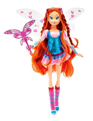 Кукла Winx Магический скипетр Блум