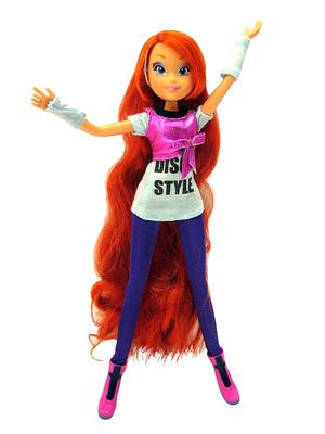Кукла Winx Волшебные волосы Блум