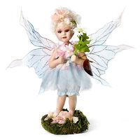 Кукла фарфоровая Acqua 25 см