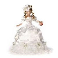 Кукла фарфоровая Адель 55 см