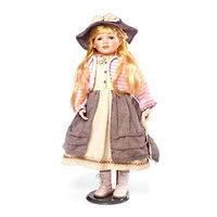 Кукла фарфоровая Аннет Баксон 72 см