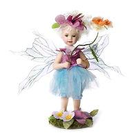 Кукла фарфоровая Aria 25 см