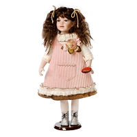 Кукла фарфоровая Айви Миллс 61 см