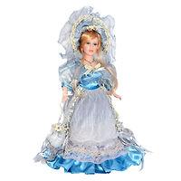 Кукла фарфоровая Жизель 35 см