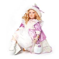 Кукла фарфоровая Линда Этингер 73 см