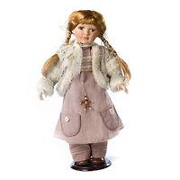 Кукла фарфоровая Мария Бонке 61 cм
