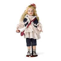 Кукла фарфоровая Марта Миллс 61 см