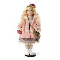 Кукла фарфоровая Мэриэн Миллс 61 см
