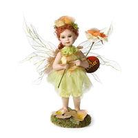 Кукла фарфоровая Ocra 25 см