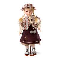 Кукла фарфоровая Соня Бакли 61 см