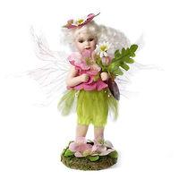 Кукла фарфоровая Terra 25 см