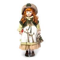Кукла фарфоровая Труди Баксон 72 см