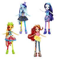 Кукла-модница My Little Pony Equestria Girls (4 вида)