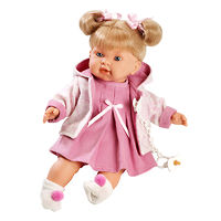 Кукла виниловая Валерия 42 см