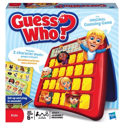 Логическая настольная игра Угадай Кто?