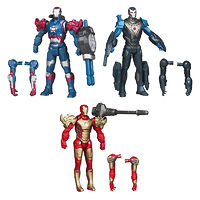 Марвел Железный Человек 3 (разборная фигурка)