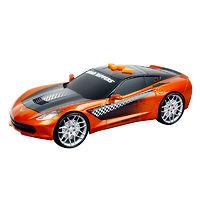 Машинка Chevy Corvette C7 Шальные колеса 28 см
