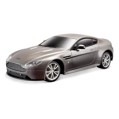 Aston Martin Vantage S серый (81217) 1:24 машинка на радиуправлении