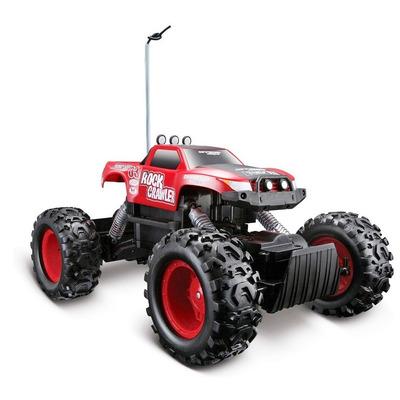 Внедорожник Rock Crawler красный машинка на радиуправлении